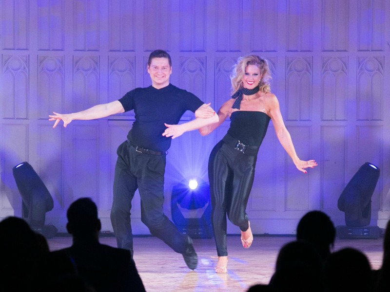 dancing with the stars jfk foundation